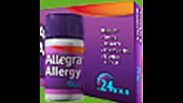 Allergy Pill Allegra To Be Sold Over the Counter