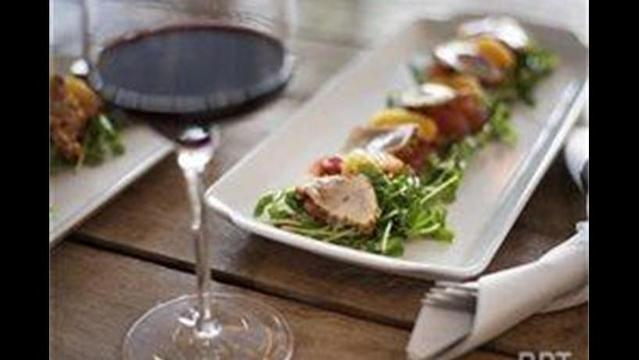Wine and food: Making a perfect match