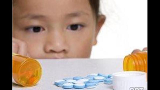 Children's health concern: Every minute poison control answers a call about young kids getting into medicine