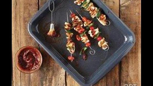 Try these ideas for light and simple cookout fare