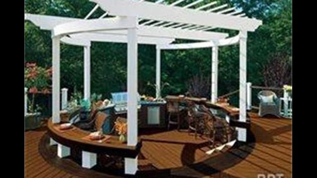 Get decked out: prep your outdoor living space for a party
