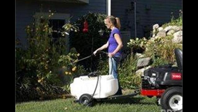 Lawn mower accessories help get landscaping jobs done efficiently and professionally