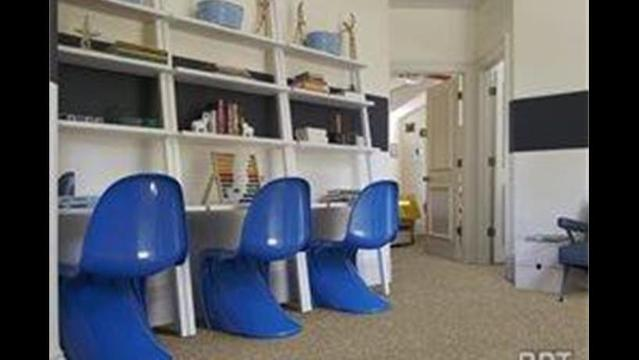 Keep them home, happy and studying: Creating a kid-friendly space