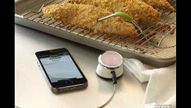 Modern parents look to mobile devices for hassle-free meals