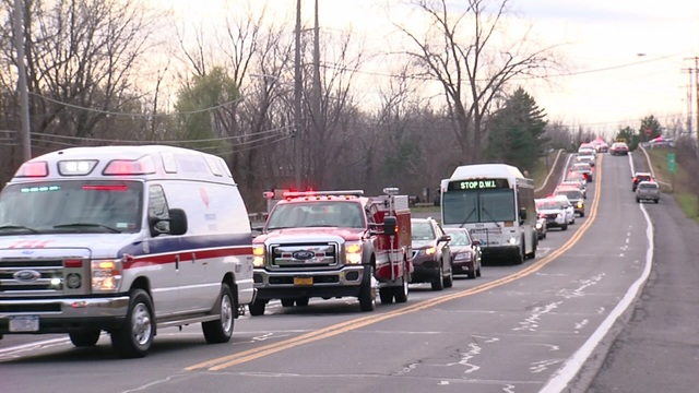 Police and first responders raise awareness about impaired driving