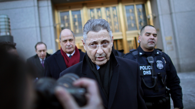 Corruption Conviction Overturned for Ex-NY Assembly Speaker