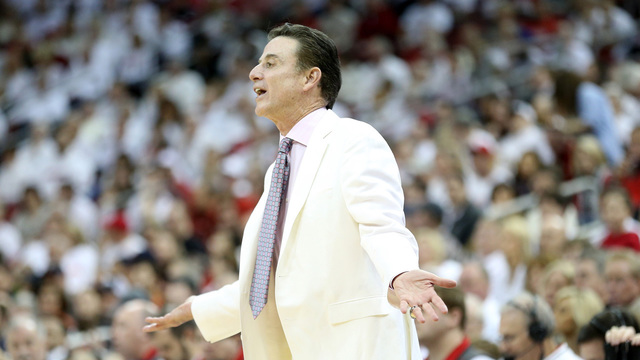 Report: Rick Pitino, Louisville AD fired