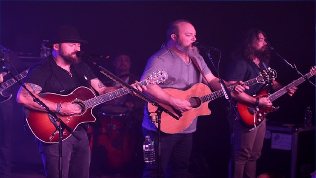 Zac Brown Band show at the Amphitheater sells out