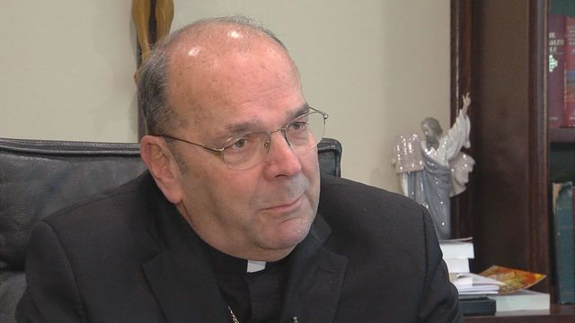 Bishop: Refugee ban 'is simply un-Christian and un-American'