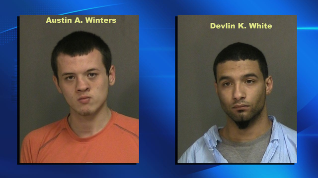 3 charged in Rome gang assault