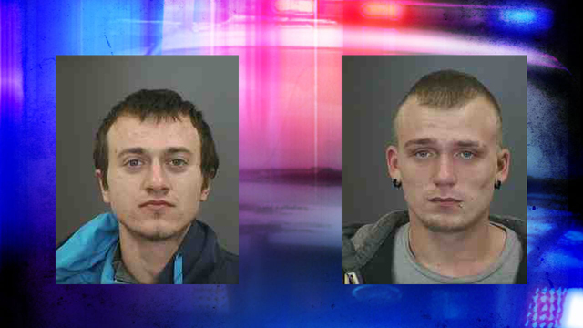 Police: Neighborhood tip led to arrests in thefts from cars investigation
