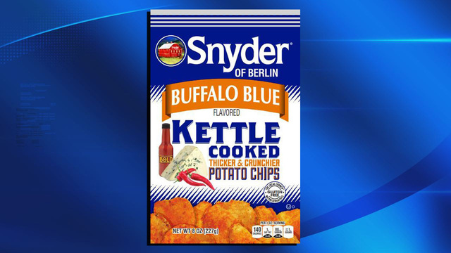 Salmonella fear prompts chip recall