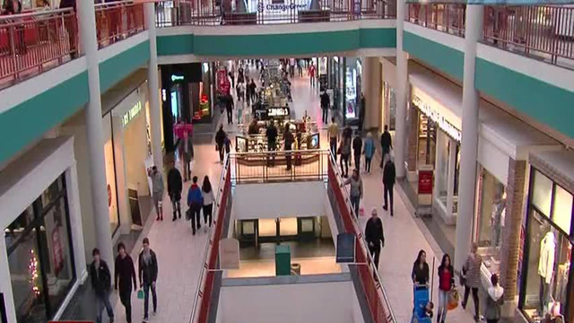 Destiny USA open on Christmas Eve for last-minute shoppers