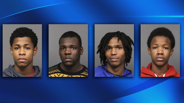 4 charged with attempted murder, kidnapping in Utica shooting