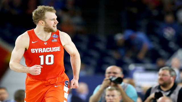 Former SU star Trevor Cooney signs with Nets of the NBA's D-League