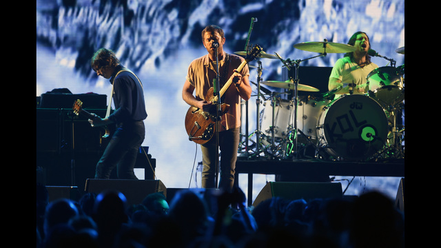 Kings of Leon to perform at Lakeview Amphitheater