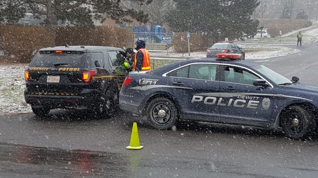 Police respond to 2nd Jewish Community Center bomb threat in a month