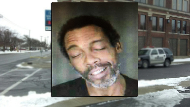 Solvay Bank robbery suspect caught