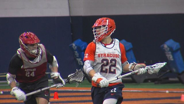 Syracuse beats Harvard in final scrimmage before regular season opener