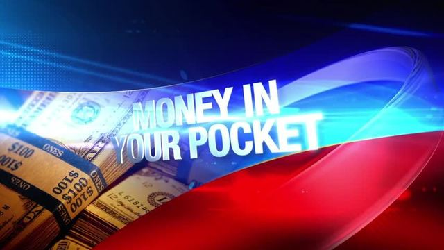 Money In Your Pocket call-in starts at 5 p.m.