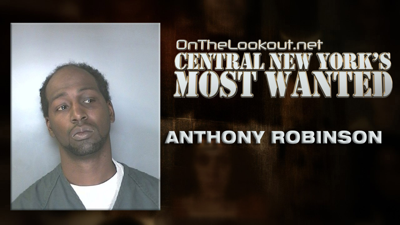 Anthony Robinson