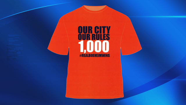Onondaga County Exec. encourages fans to wear 1,000th win shirts to Monday's SU game