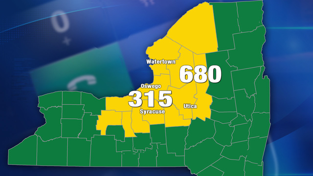 10-digit dialing underway for CNY and surrounding regions