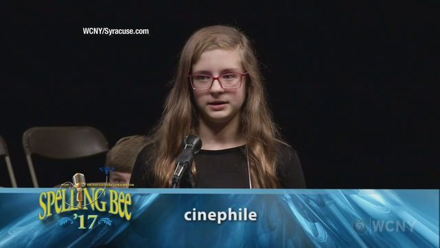 West Genesee student named Central New York's top speller