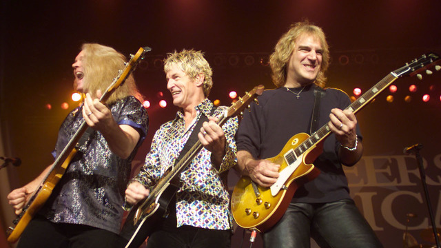 REO Speedwagon and Styx coming to Lakeview Amphitheater