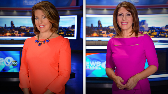 Carrie Lazarus taking on new role at NewsChannel 9 WSYR-TV, Christie Casciano to anchor evening news