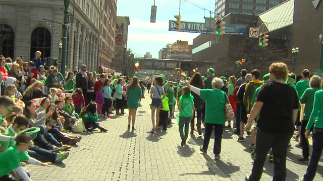 St. Patrick's Parade events kick off Sunday at Kitty Hoynes