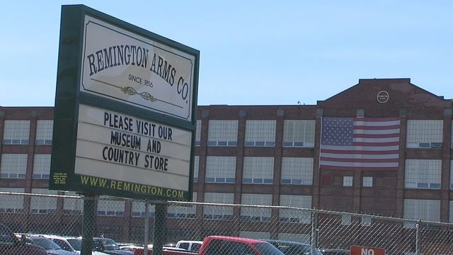 Remington lays off 122 workers: Congresswoman confirms