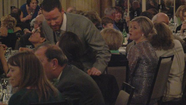 2017 St. Patrick's Parade Gala at the Marriott Syracuse Downtown