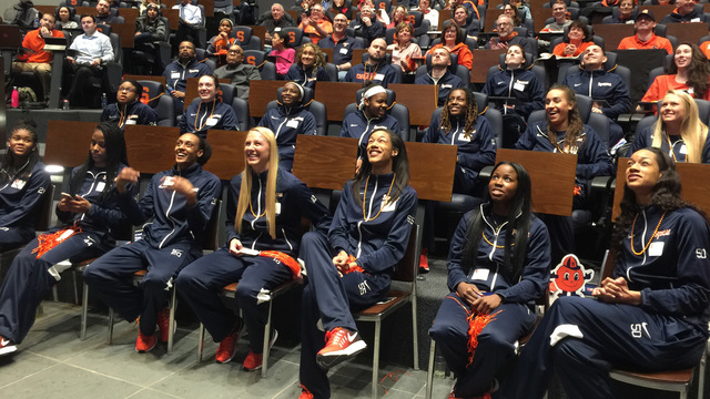 SU women's team to face Iowa State in the NCAA Tournament