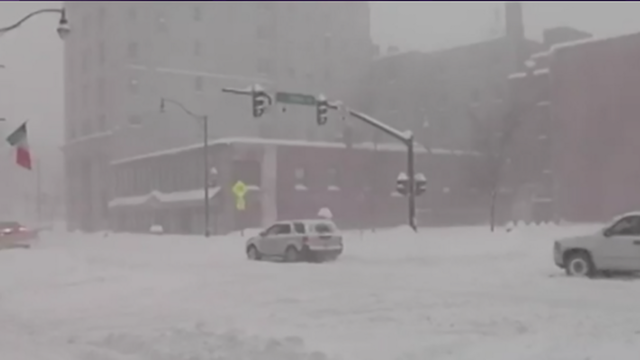 Binghamton DPW Commissioner let go after response to winter storm