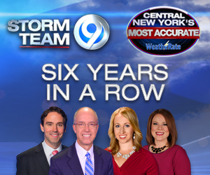 Home LocalSYR NewsChannel WSYR - Wsyr weather forecast