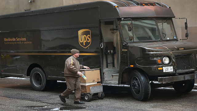 UPS to start making Saturday deliveries