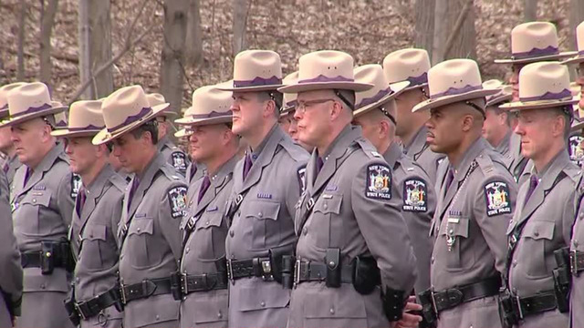 New York State Police looking to recruit