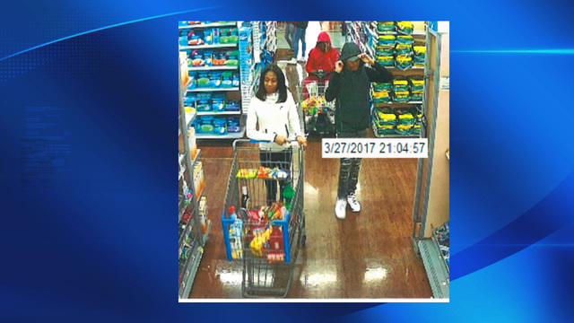 Cortland Police looking for group accused of cloning credit cards