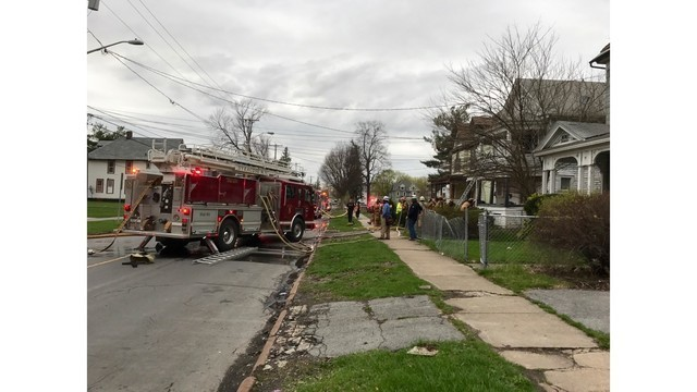 Syracuse Fire Department identifies victim in deadly Midland Ave fire
