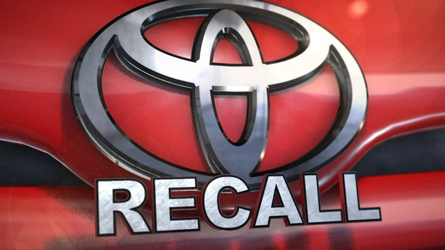 Toyota recalling nearly 230,000 Tacoma trucks due to issue that can cause drivers to crash