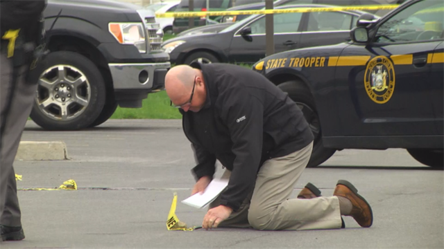 State Police investigating drive-by shooting at a Jefferson County apartment complex