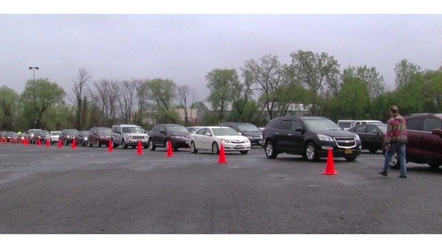 Your Stories: Drivers turned away at shredding event