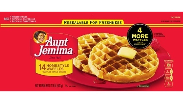 Aunt Jemima frozen breakfast foods recalled for possible listeria contamination