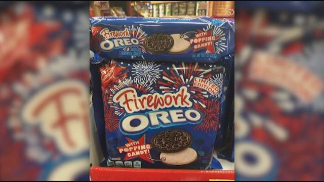 New Oreo filling features Pop Rocks