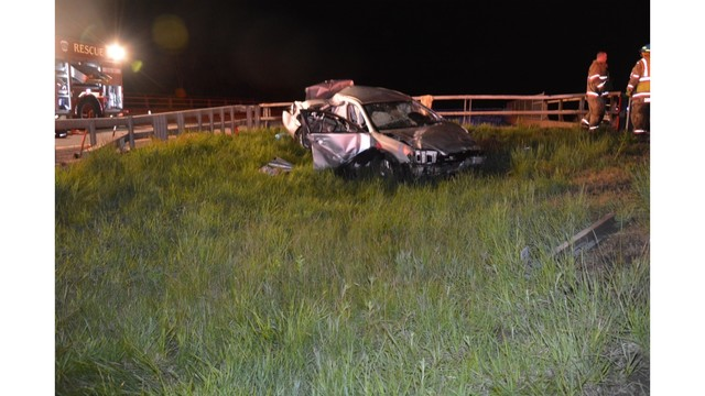 19-year-old ticketed in 481 rollover crash that critcally injured 2-year-old twins