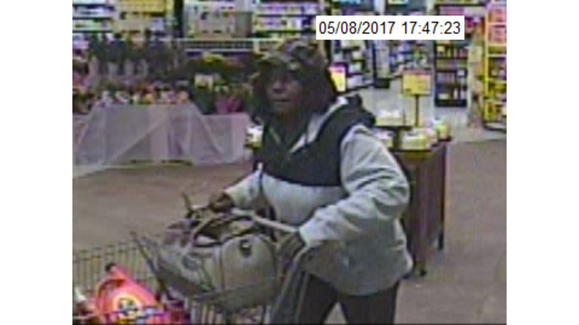 $1,500 award for information that leads to arrest of suspected serial laundry detergent thief