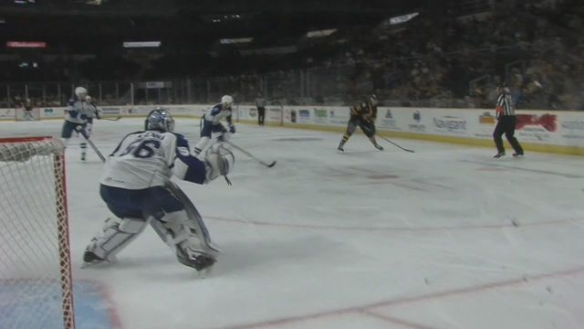 Syracuse Crunch blast past Providence 6-3 in Game 1 of the Eastern Conference Finals