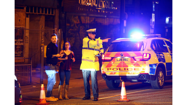 Almost 20 dead in explosion at Ariana Grande concert