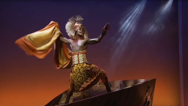 Tickets for The Lion King at the Landmark go on sale June 5